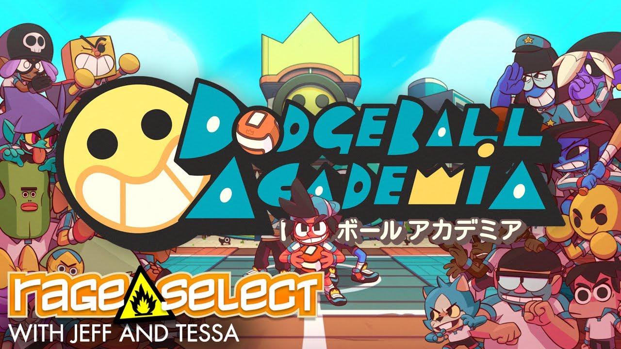 Dodgeball Academia (The Dojo) Let's Play
