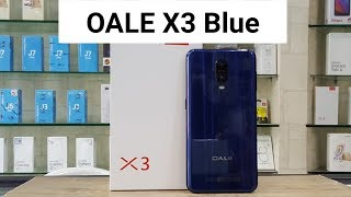 OALE X3 blue   OALE X3 unboxing   OALE X3 Blue Unboxing