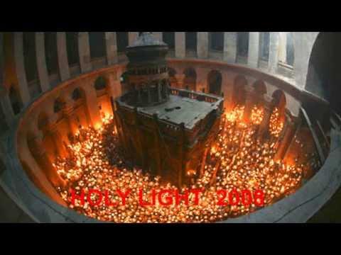 The miracle of Holy Light :  Jerusalem 2008