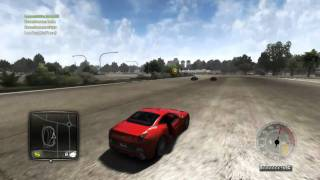 Test Drive Unlimited 2 - Ford Mustang Boost