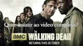The Walking Dead 6 temporada episodio 01