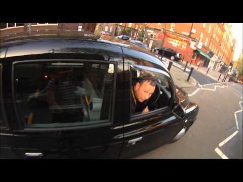 Successful London Cab Left Hook - LP64 UEE
