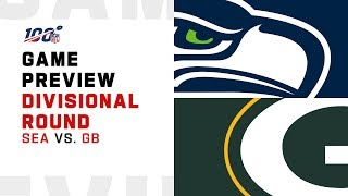 Seattle Seahawks vs Green Bay Packers Divisional Round Game Preview
