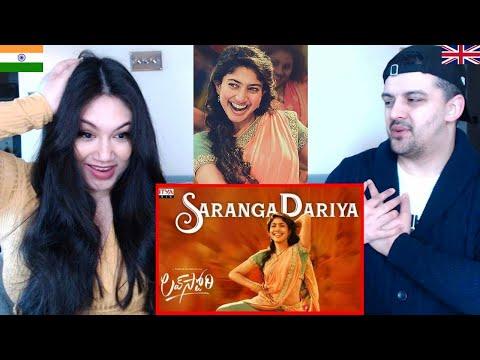 #SarangaDariya | Lovestory Songs | Naga Chaitanya | Sai Pallavi | Sekhar Kammula | Pawan Ch