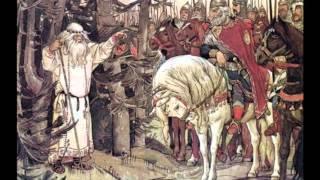 """А.С.Пушкин """"Песнь о вещем Олеге"""" (аудиосказка для детей)"""