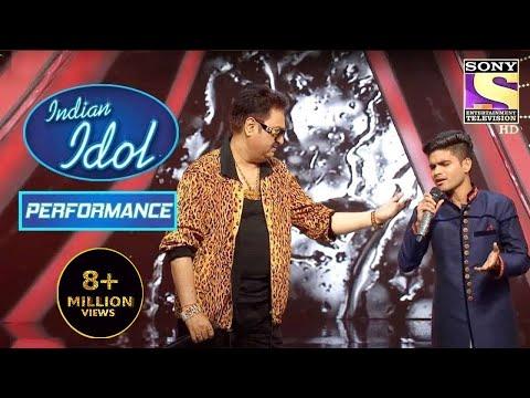 Salman और Sanu जी का 'Jeeta Tha' पे शानदार जुगलबंदी | Indian Idol Season 10
