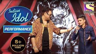 Salman और Sanu जी का 'Jeeta Tha' पे शानदार जुगलबंदी   Indian Idol Season 10
