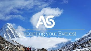 YHA in the Community | YHA Ambassador Alex Staniforth - Overcoming your Everest