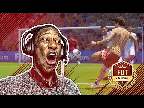 J'AI MIS LE PLUS BEAU DE MES BUTS FIFA 18 !!! ROAD TO FUT CHAMPIONS #8
