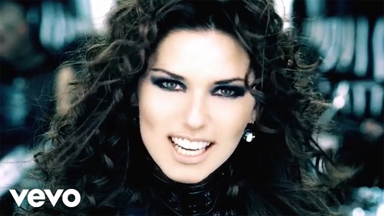 Shania Twain - I'm Gonna Getcha Good! (All Performance Version) #1