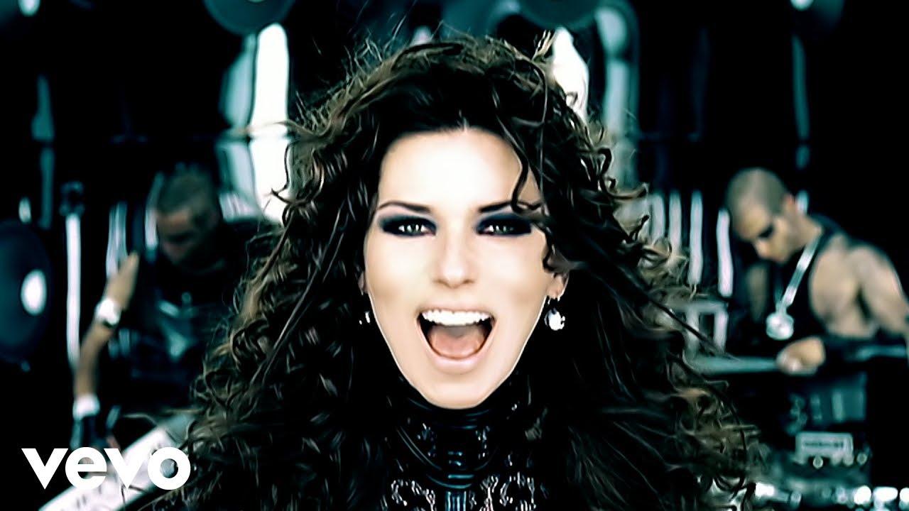 Shania Twain - I'm Gonna Getcha Good! (Performance Version)
