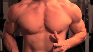Brustmuskeltraining für zu Hause! Heldenbrust bekommen