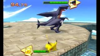 Pokepark Wii Pikachu Vs. Mew