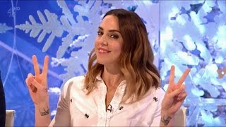 Melanie C On Alan Carr's 12 Stars Of Christmas 2016 All Rights Rese...