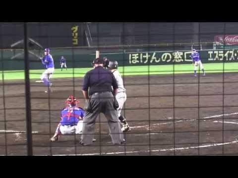 2015 U18 WORLDCUP BASEBALL  JAPAN VS KOREA   (Koshien Stadium Osaka JAPAN)