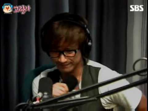 070831 Minwoo- The M Style LIVE