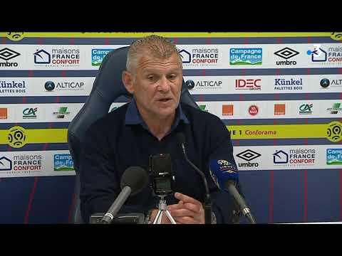 Patrice Garande explique pourquoi il quitte le SM Caen