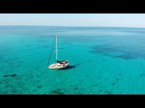 Рыбалка в Карибском море |  Путешествие на Парусной Яхте | Яхтинг на Карибах