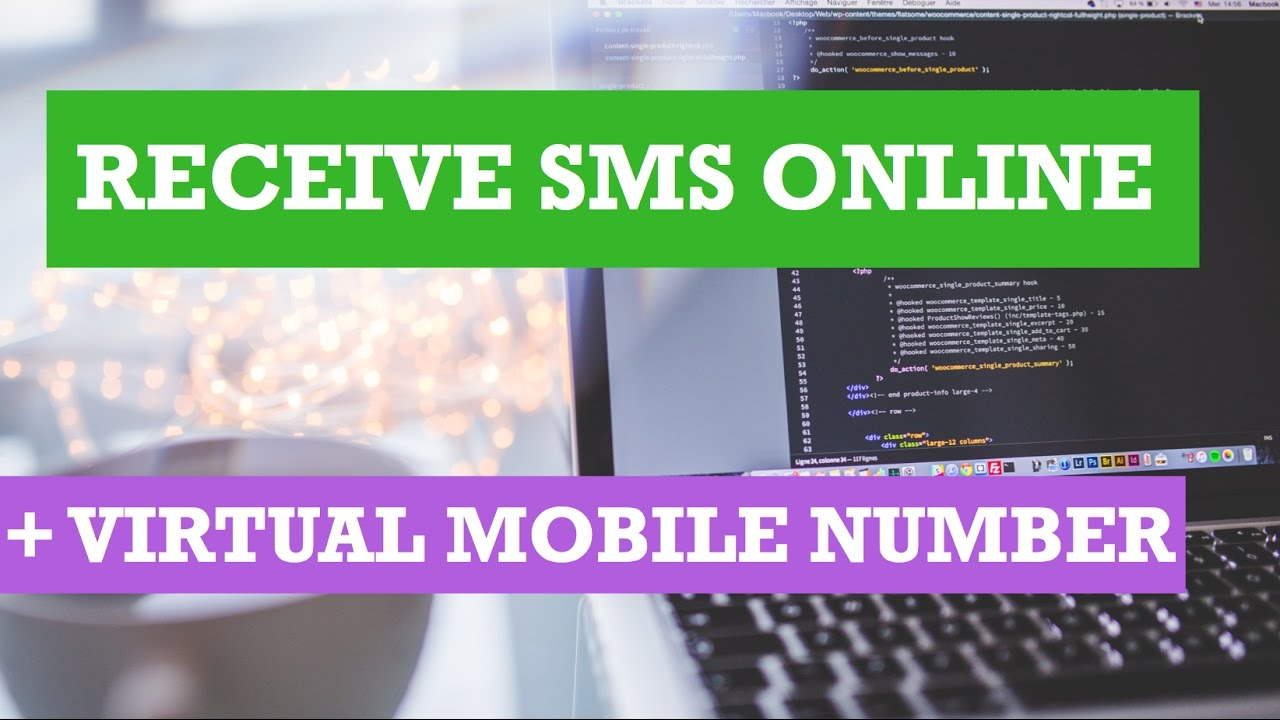 Receive SMS + Phone NUMBER  PHP script for SMS receiving