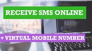 Receive SMS + Phone NUMBER. PHP script for SMS receiving