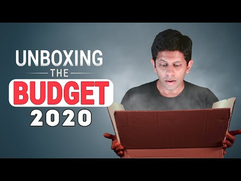 Unboxing Budget 2020 - Highlights & Analysis | The DeshBhakt With Akash Banerjee