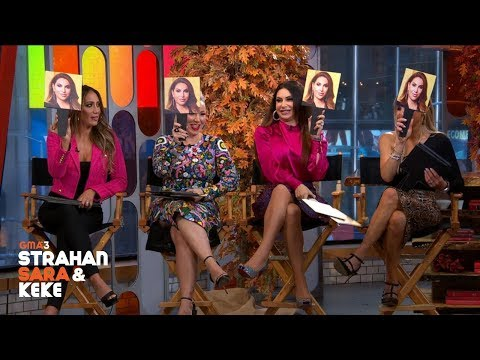 'The Real Housewives Of New Jersey' Cast Dish The Dirt On Each Other