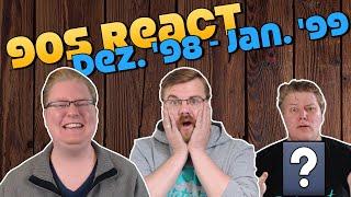Welches Spiel spielt Brammen seit 20 Jahren? 🎮 90s React Dez. '98 & Jan. '99
