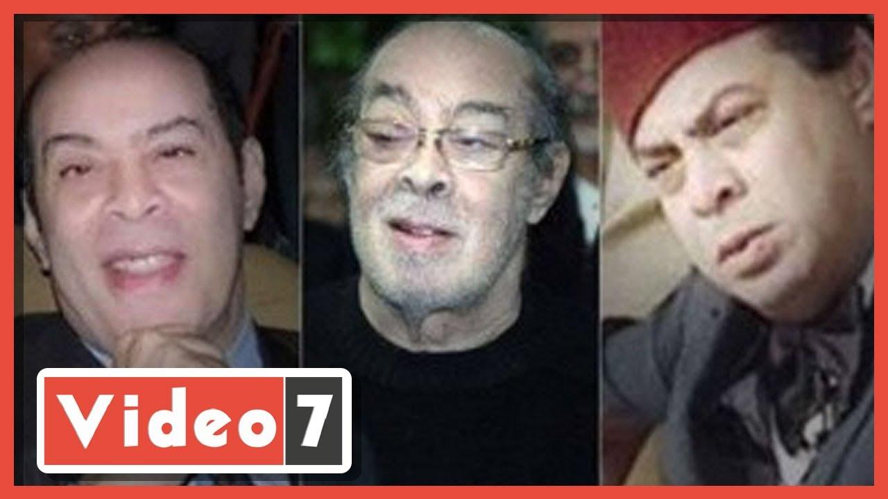 صورة فيديو : وداعا المنتصر بالله.. صاحب خفة ظل بارز بها كبار نجوم الكوميديا