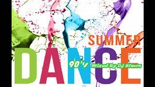 Summer Dance 90's  /Mixed by Dj Simon/