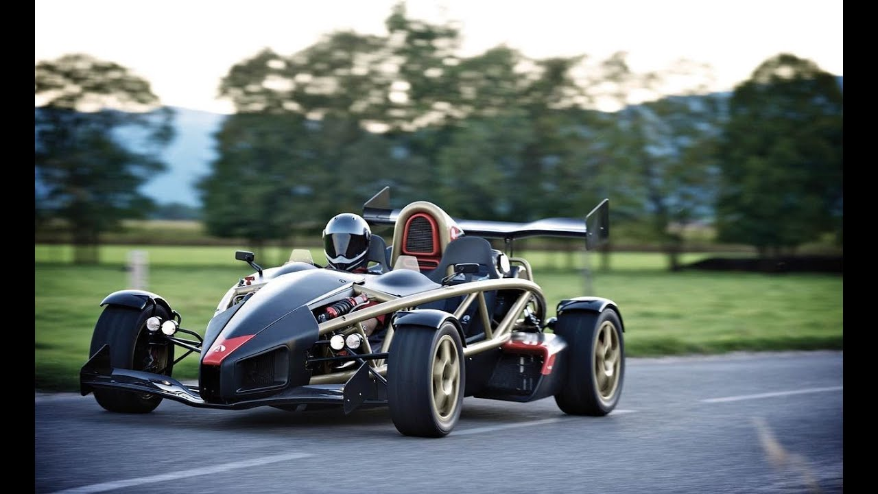 2015 Ariel Atom 500 V8 Test Drive, Top Speed & Car Review Fastest ...