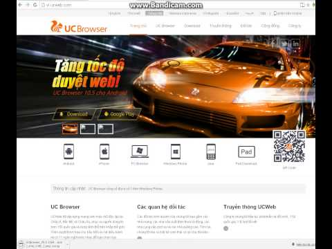 Hướng Dẫn Tải UC Browser