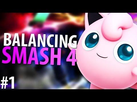 Balancing Super Smash Bros Wii U - Jigglypuff - ZeRo