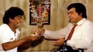 Kala Bazaar Comedy Scene | Bollywood Superhit Comedy Scenes | Kader Khan, Johnny Lever