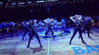 Brooklyn Nets Beats + Brookkynettes Drummerettes