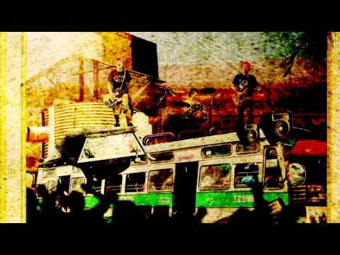 "SUNSET BUS ""TRY HARD""Official Music Video"