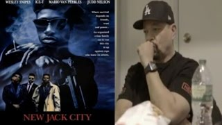 Ice T Talks Who New Jack City Was Based On... Drink Champs | DocHicksTv