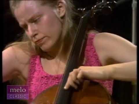Jacqueline du Pré and Daniel Barenboim - Brahms Cello Sonata No. 2, Op.99 - II. Adagio affettuoso