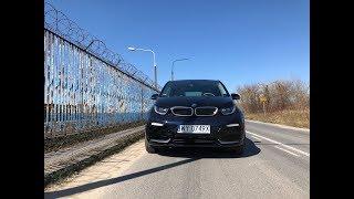 BMW i3S test PL Pertyn Ględzi