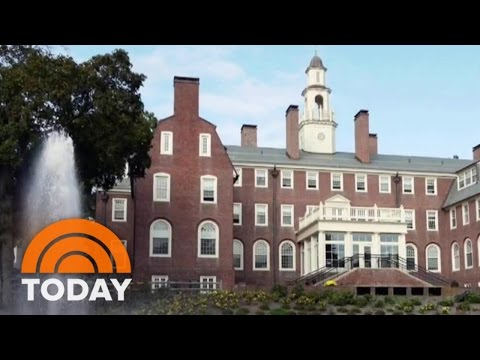 Sexual Abuse At Elite Choate Boarding School Went On For Decades, Report Alleges | TODAY