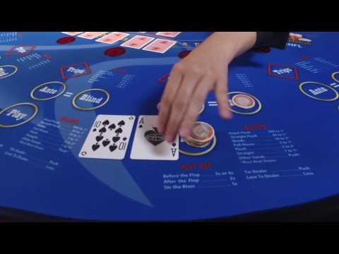 Видео Ultimate texas holdem online casino