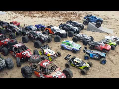 Offroad RC Sunday Bash at Las Ruinas Aguadilla PR