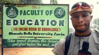 Strivia University Invasion: ABU Zaria | Pulse TV