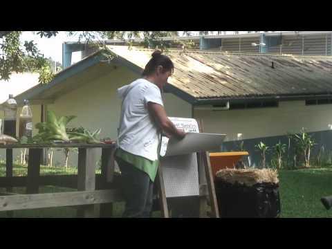 Natural Farming Chicken Feed Workshop
