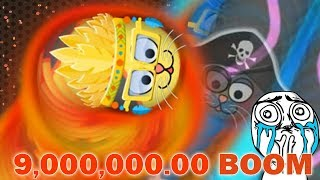 Wormate.io © 9,000,000.00 Score The Fastest Running Worm Biggest - Wormate IO Fast Hight Score New ✓