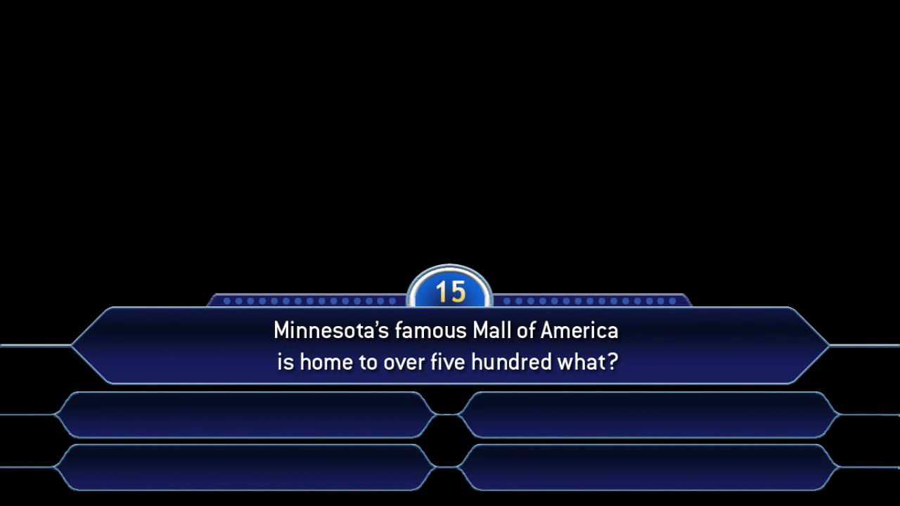 who wants to be a millionaire - $500 - youtube, Powerpoint templates