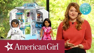 Luciana's Style | Luciana Vega: Girl of the Year 2018 | American Girl