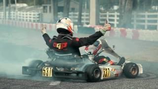 Extreme Kart Drifting at Ocala Gran Prix