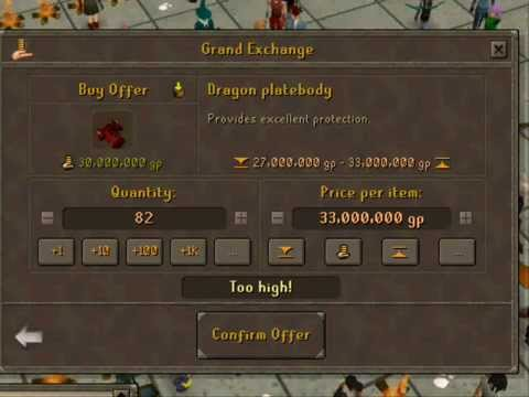 how to make dragon platebody runescape
