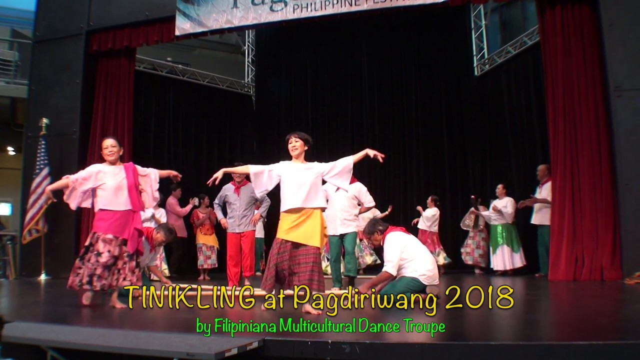 Pagdiriwang Festival Filipiniana Multicultural Dance Troupe