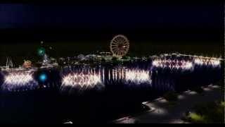 **HD** Dubai Fountains - O Mio Babbino Caro